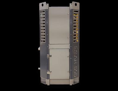 AR-050 ATEX / IECEx Zone 1 airconditioner - achterzijde