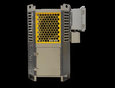 AR-050 ATEX / IECEx Zone 1 airconditioner - voorzijde