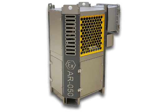 AR-050 ATEX zone 1 airconditioner