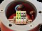 AR-077/211 ATEX Signaallicht aansluitingen