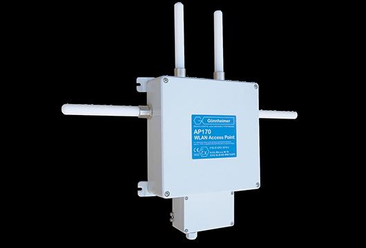 Gönnheimer AP170 Zone 1 Wifi antenna